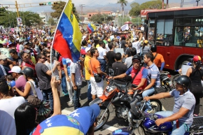 Disturbios y Represión Policial en Venezuela generan varios heridos y 3muertos